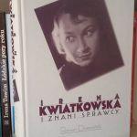 """O kobiecie pracującej (Roman Dziewoński, """"Irena Kwiatkowska i znani sprawcy"""")"""