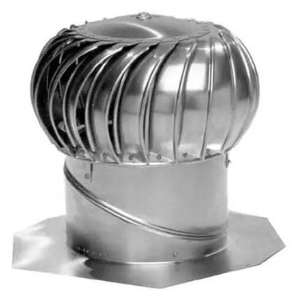 for shed ventilation