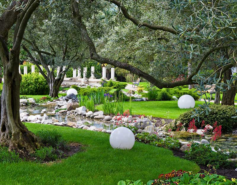 16 Landscaping Ideas Around Trees - Zacs Garden on Backyard Landscaping Ideas With Trees id=97540