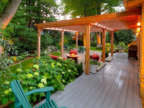 15 Landscaping Ideas for Large Backyard and Yard Areas on Large Backyard Design id=65901