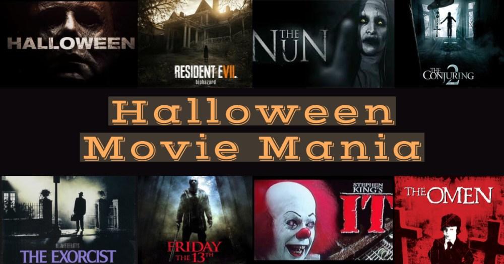 DirecTV Halloween Movies