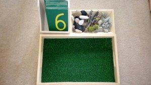 matematyka Montessori
