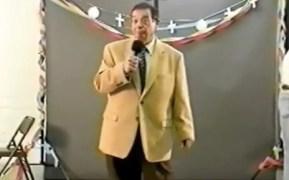 """UN PASTEUR FAIT DE JESUS UN """"NIGGA"""" SUR UN AIR DE GANGSTA RAP : (rap) Jesus is my nigga"""