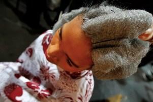 HOMMAGE AUX FEMMES NOIRES... EN LEUR METTANT DES PERRUQUES - Brésil