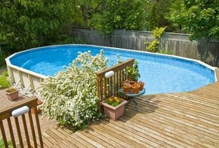 Above Ground Pools by Zagers