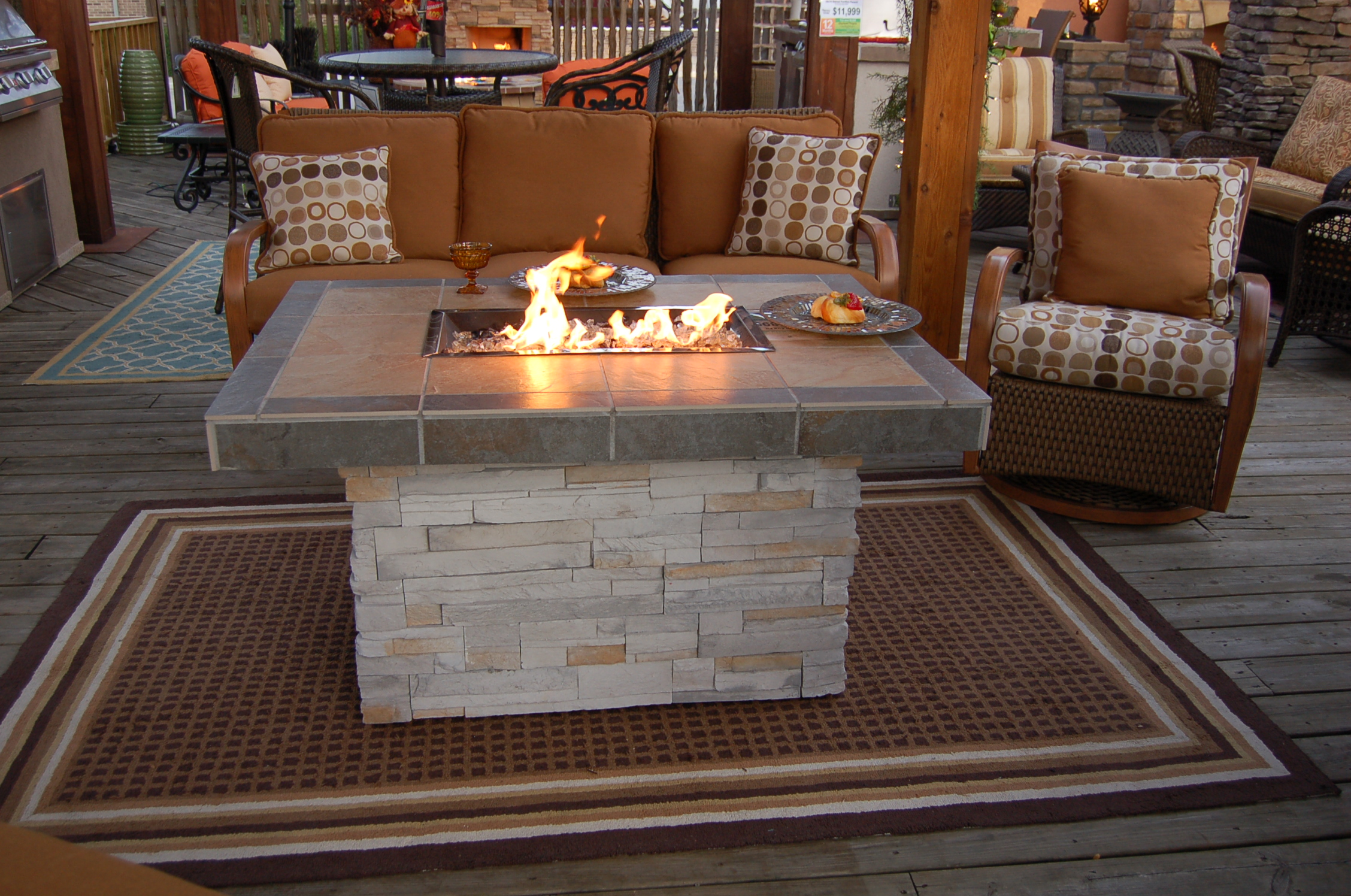 outdoor fireplaces from zagers in grand rapids u0026 holland mizagers