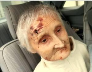 Irena Nazarewicz- stosowana przemoc w domu opieki