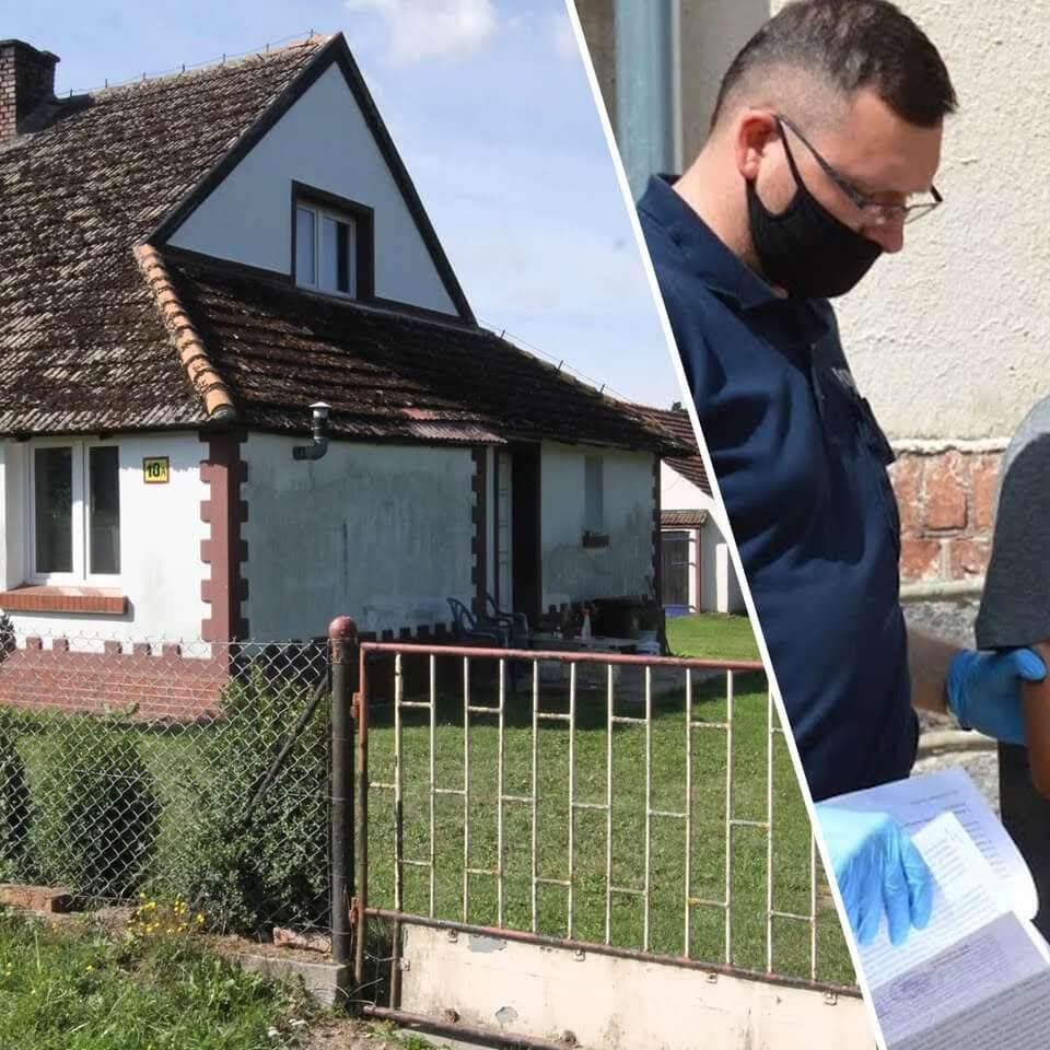 Wieś Krzemienna. Wołanie o pomoc i w tle przerażająca zbrodnia