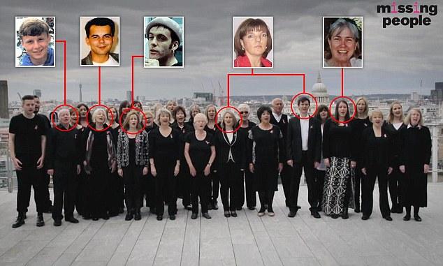 Chór Ludzi Zaginionych / Daily Mail