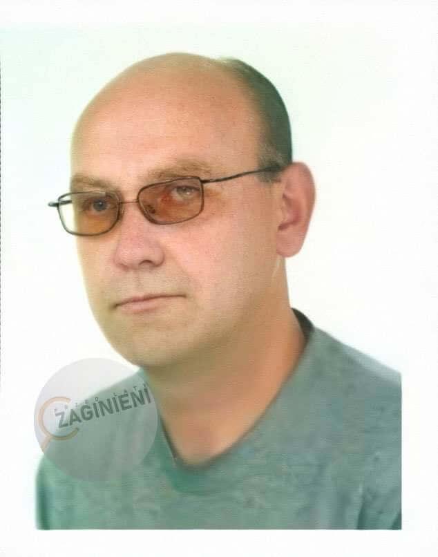 Marek Mosiagin zaginął 10-lat temu. Wciąż jego losy są nieznane