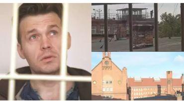 Krzysztof Gawlik wielokrotny morderca próbował uciec z więzienia