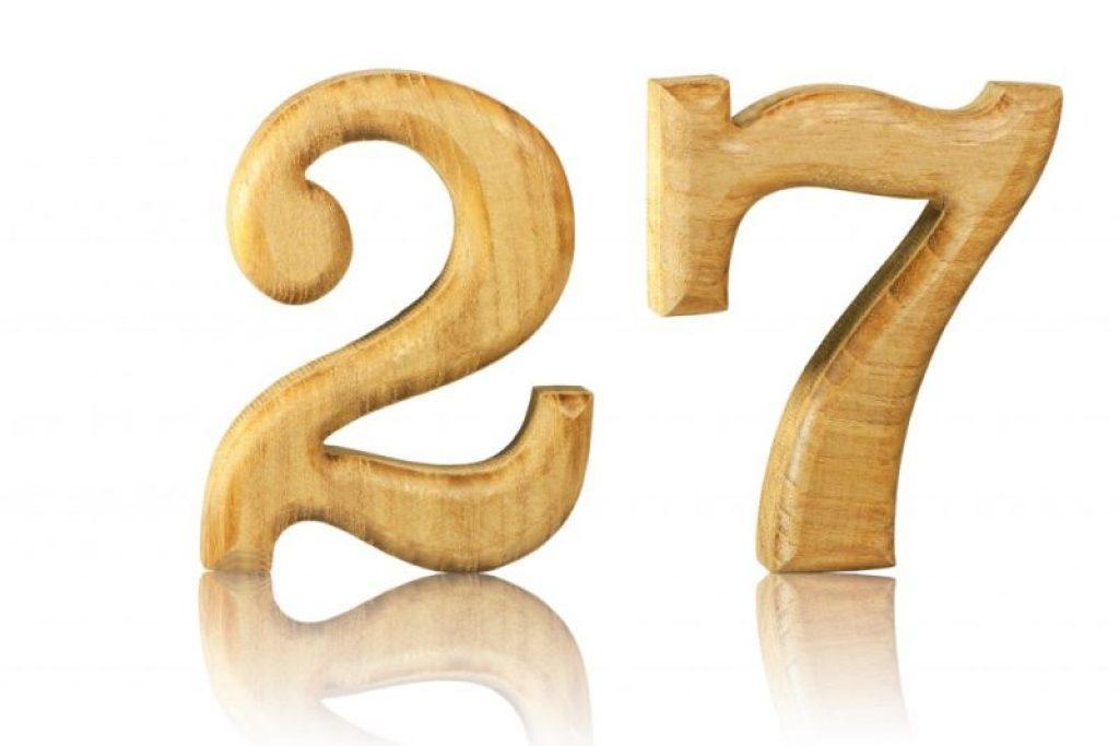 """Магические числа для привлечения денег - число """"27"""""""