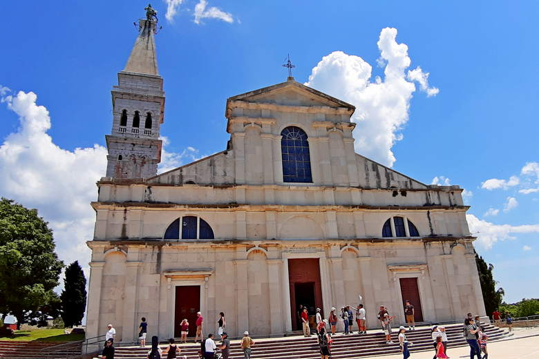 Tour from Zagreb to Istria, Adriatic coast and Rovinj