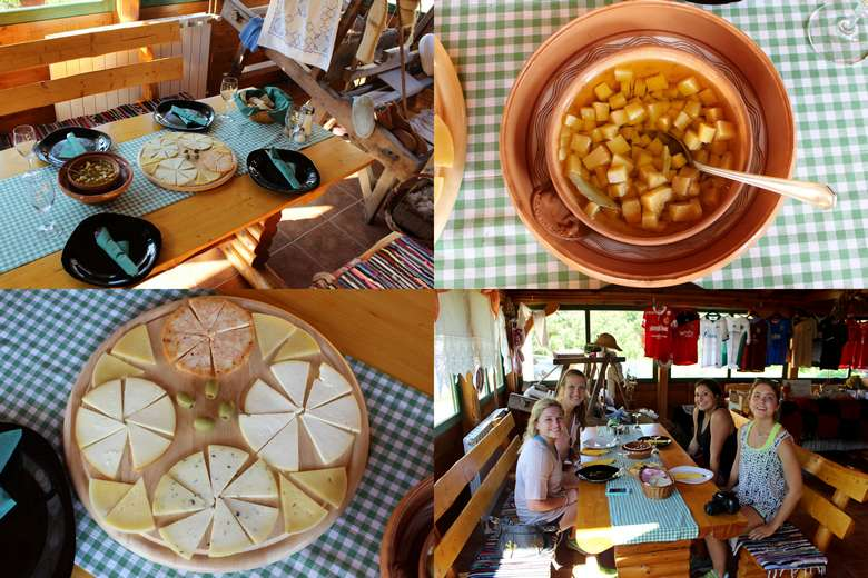Dubrovnik Zagreb tour with local food tasting