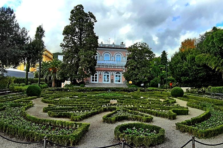 Opatija park
