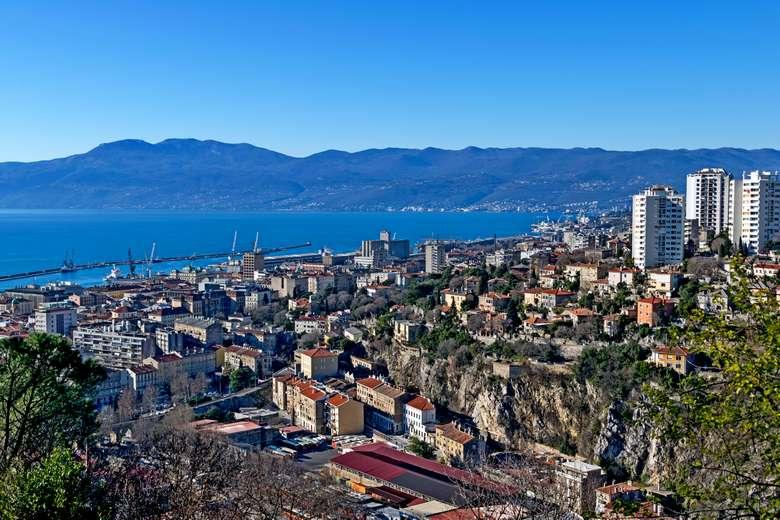 Rijeka Kvarner bay