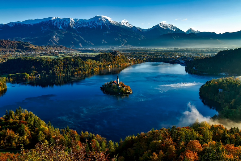 Slovenia day tour from Zagreb