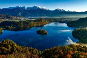 Slovenia tour from Zagreb Bled
