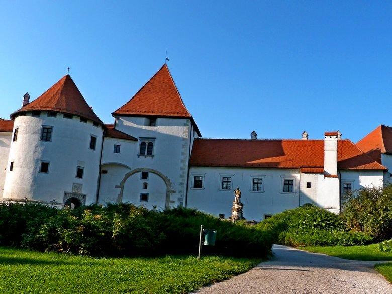 Day tour from Zagreb with Varždin, City, Croatia, Old city, castle, Baroque sightseeing