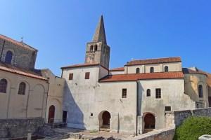 Poreč Euphrasian basilica