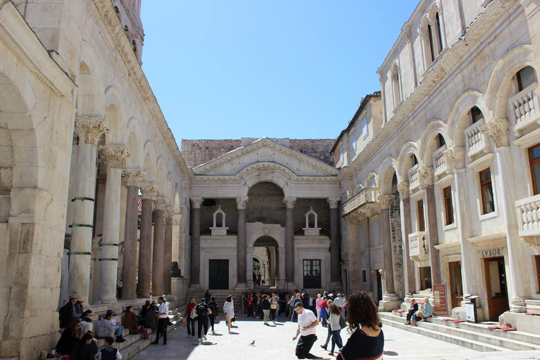 Split & Diocletian's palace