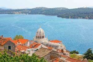 Šibenik city, Dalmatia