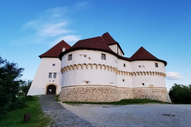 Veliki Tabor castle Zagorje