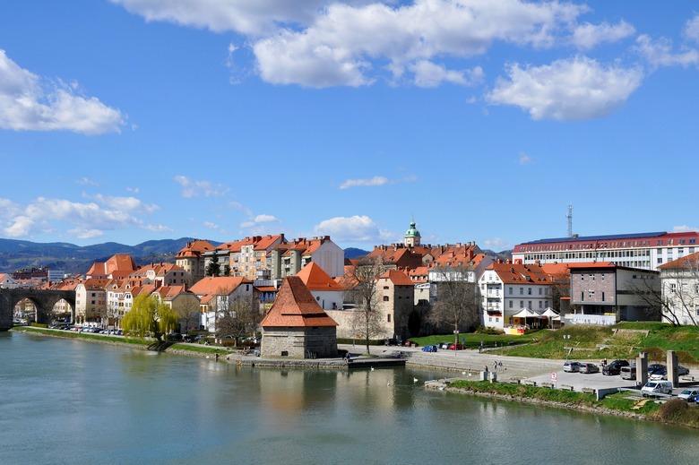 Maribor city, Slovenian attraction
