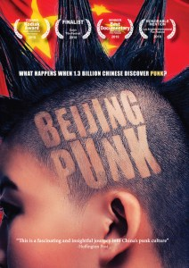 Beijing Punk by Shaun Jefford ? Poster
