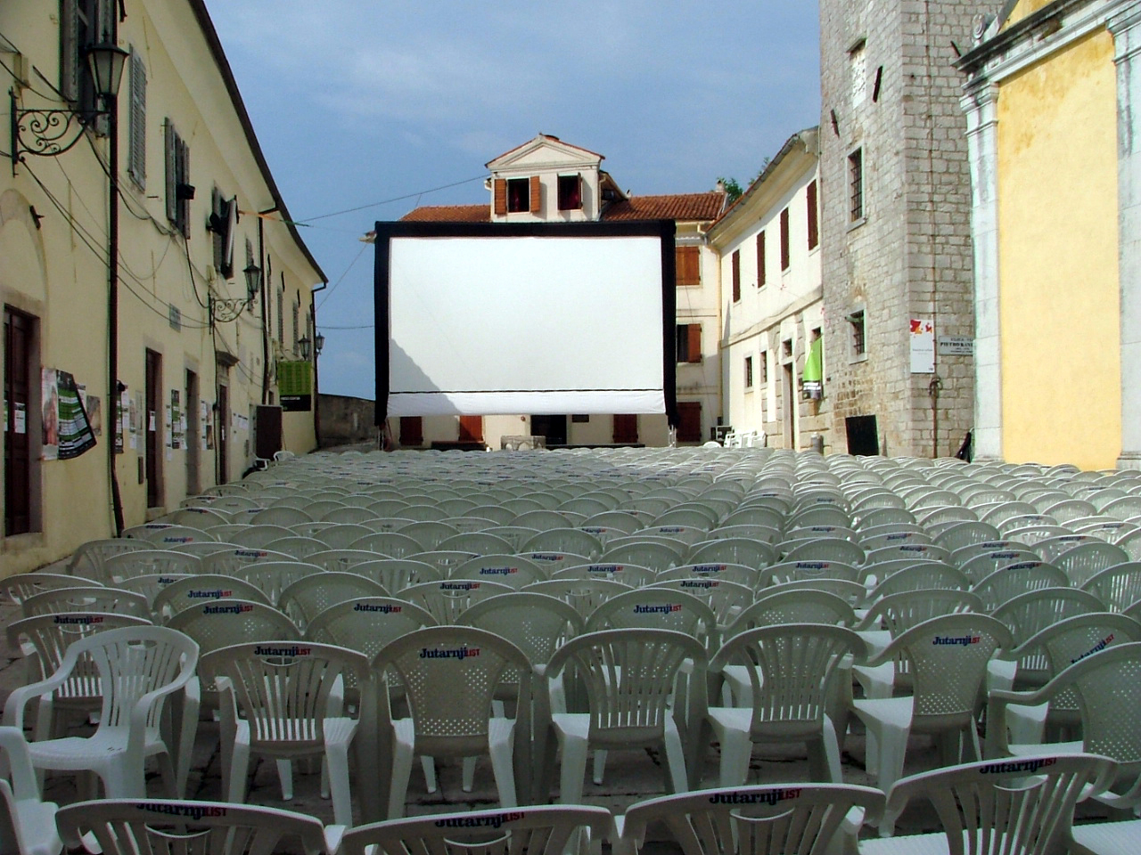 Motovun Film Festival by Boris Licina