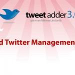 Professional Twitter Tools get TweetAdder
