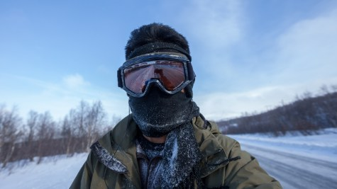 Challenging the Strength of the Arctic Wind