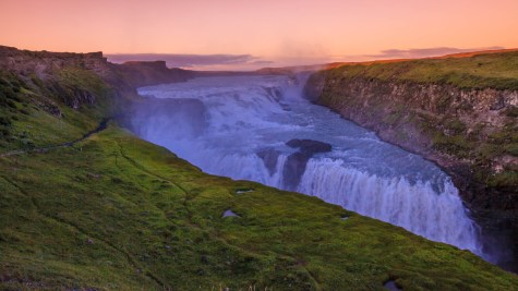 Gullfoss, Golden Circle, Western Iceland