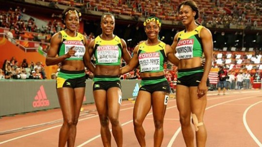 Jamaican women who are likely to win medals in Rio ...