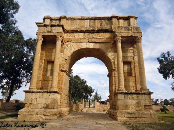 Arc Dioclétien