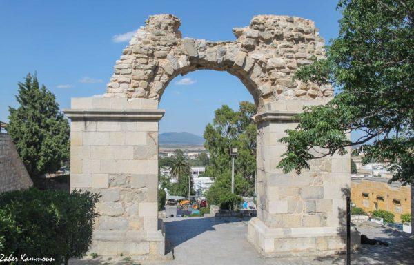 Arc de triomphe Zaghouan قوس النصر زغوان