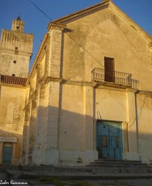 L'église de Zaghouanكنيسة زغوان