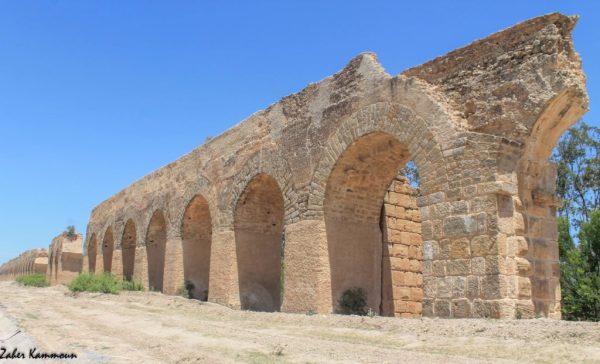 Aqueduc Zaghouan حنايا زغوان