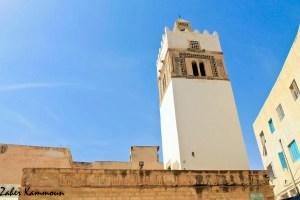 La mosquée Bouftata Sousse جامع بوفتاتة سوسة