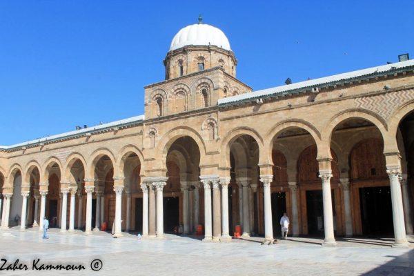 Mosquée Zitouna جامع الزيتونة