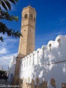 La mosquée Slimane Hamza