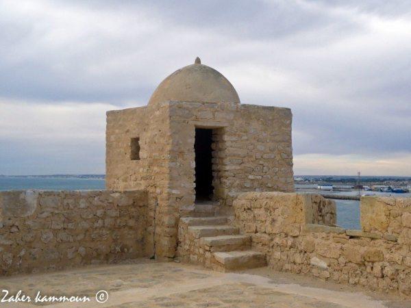 Le fort de Mahdia