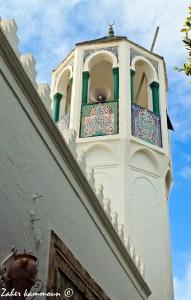 La mosquée Mustapha Hamza