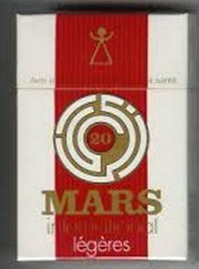 رمز التانيت على احدى علب السجائر التونسية