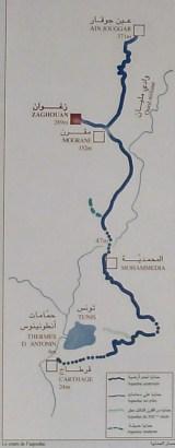 Aqueduc Tunisie