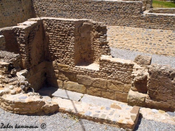Temple Zaghouan