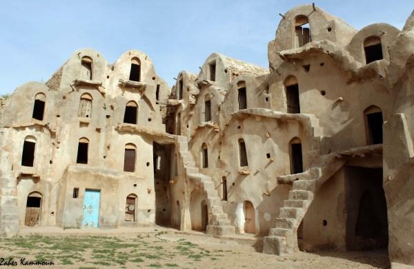 Ksar Ezzahra Tataouine قصر الزهراء تطاوين