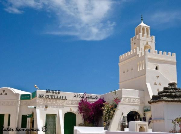 Musée Guellela جامع قلالة