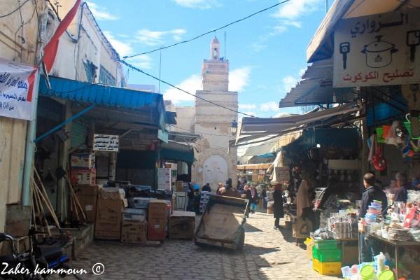 سوق الحدادين و النجارين
