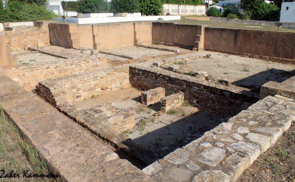 Quartier de Magon Carthage حي ماغون قرطاج